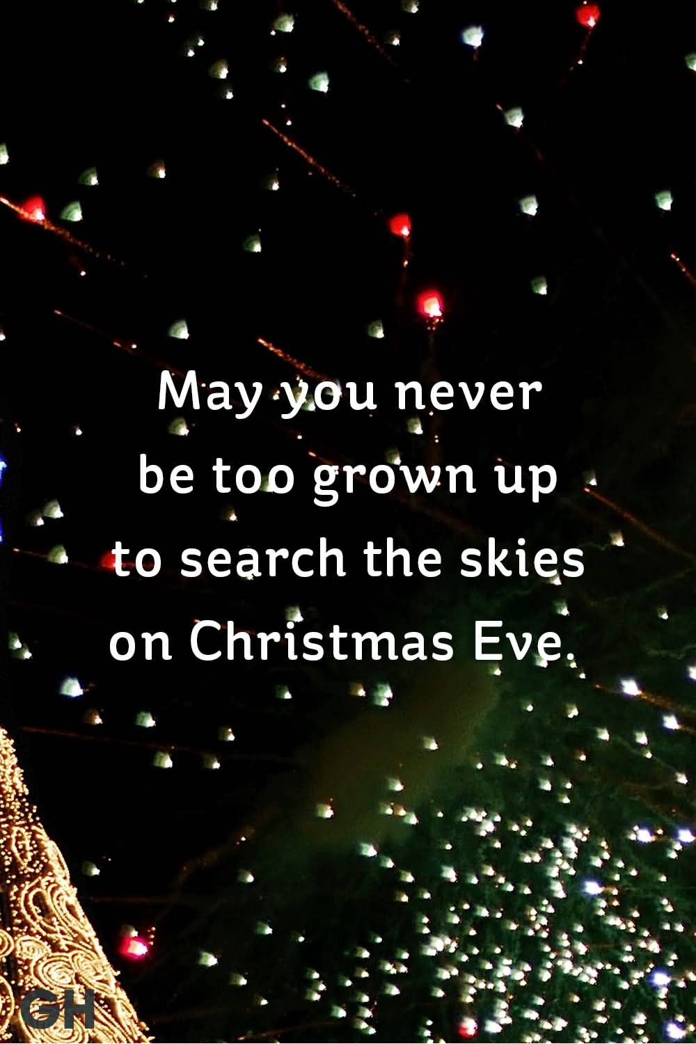 May You Never Be Christmas Eve Quotes