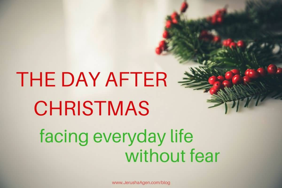 The Day After Christmas Day After Christmas Meme