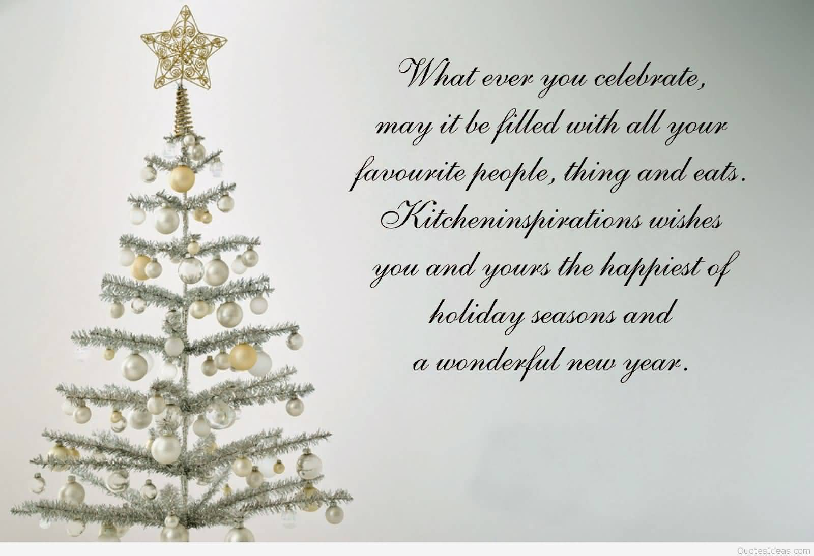 What Ever You Celebrate Christmas Eve Quotes