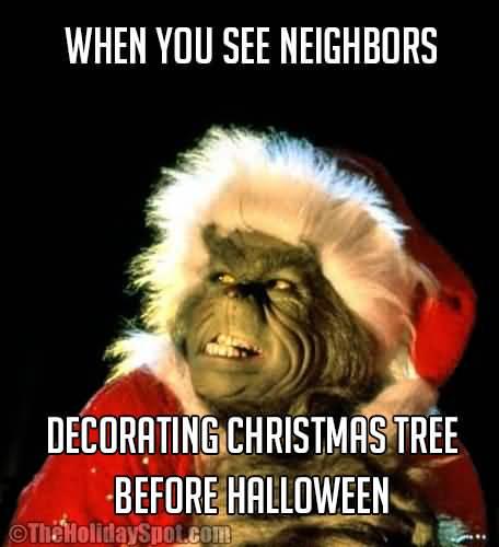 When You See Neighbors Christmas Memes